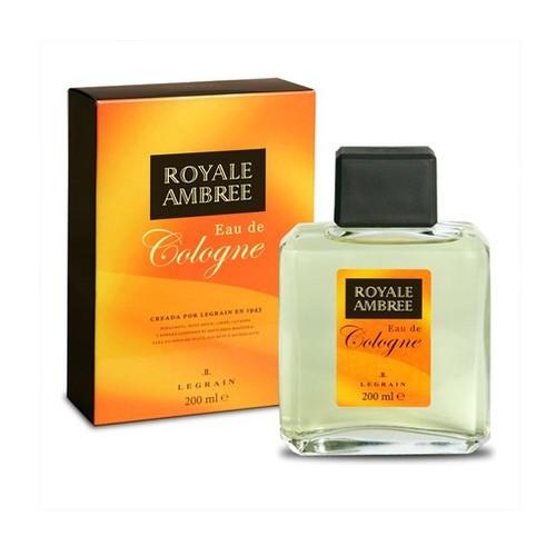 Legrain Royale Ambree Eau de Cologne
