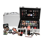 Make-up set alu-design koffer