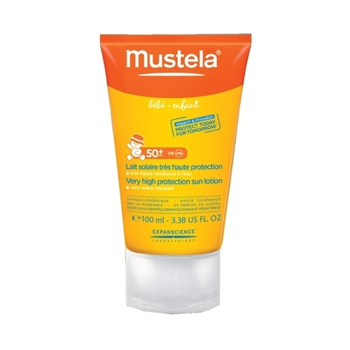 Mustela Very High Protection Sun Lotion SPF 50