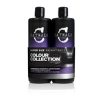 Tigi Catwalk Fashionista Violet Shampoo & Conditioner Set