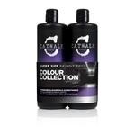 Tigi Catwalk Fashionista Violet Shampoo & Conditioner Set