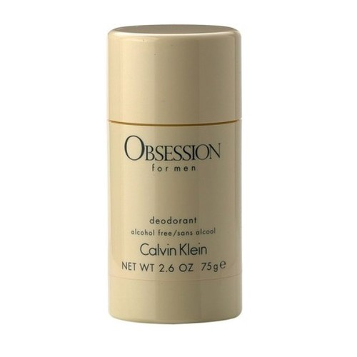 Calvin Klein Obsession for men Déodorant stick 75 ml