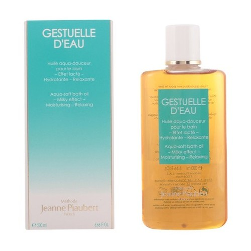Jeanne Piaubert Gestuelle d'Eau Huile 200 ml