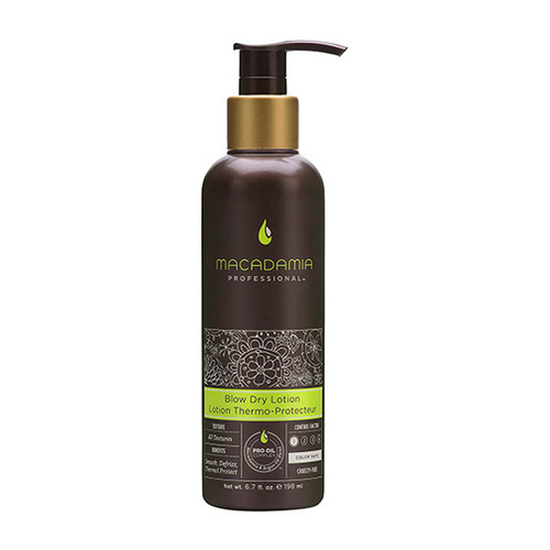 Macadamia Professional Blow Dry Lotion 198 ml
