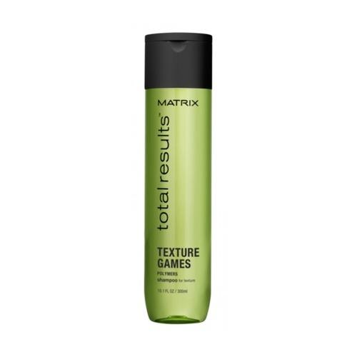 Matrix Total Results Texture Games Shampoo 300 ml