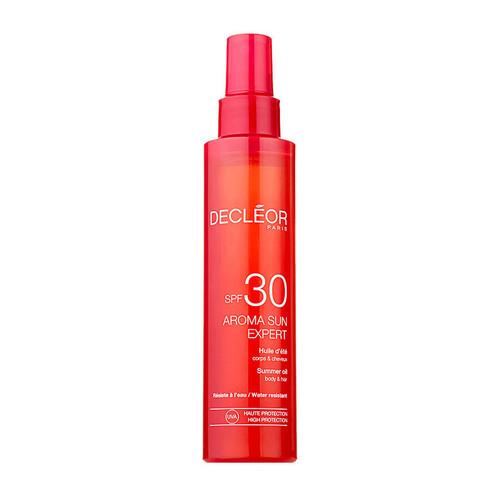 Decleor Aroma Sun Expert Body And Hair Oil SPF 30