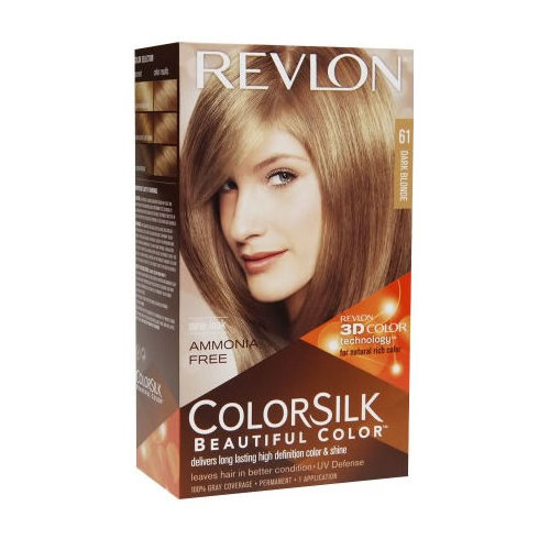 Revlon ColorSilk Beautiful Color 61 Dark Blonde