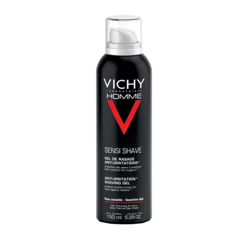 Vichy Homme Sensi Shave Anti-Irritation Shaving Gel