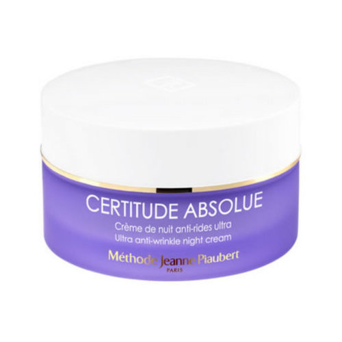 Jeanne Piaubert Certitude Absolue Anti Wrinkle Night Cream 50 ml