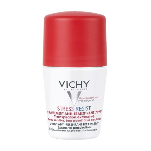 Vichy Stress Resist Anti-Transpirant Roller 72hr 50 ml