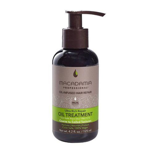 Macadamia Ultra Rich Repair Oil Treatment 125 ml