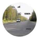 Bresser laser afstands- en snelheidsmeter