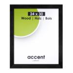 Nielsen Accent Magic 24x30 hout zwart 9722004
