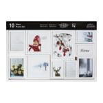 Nielsen 10-delig Frame Set wit kunststof wissellijsten 8999175
