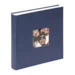 Walther Fun blauw 30x30 100 pagina's Boek FA208L