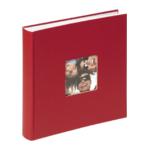 Walther Fun rood 30x30 100 pagina's Boek FA208R
