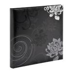 Walther Grindy zwart 30x30 60 zwarte pagina's boek FA201B