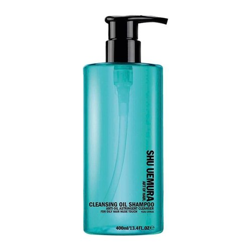 Shu Uemura Cleansing Oil Shampoo Anti-oil Astringent Cleanser 400 ml