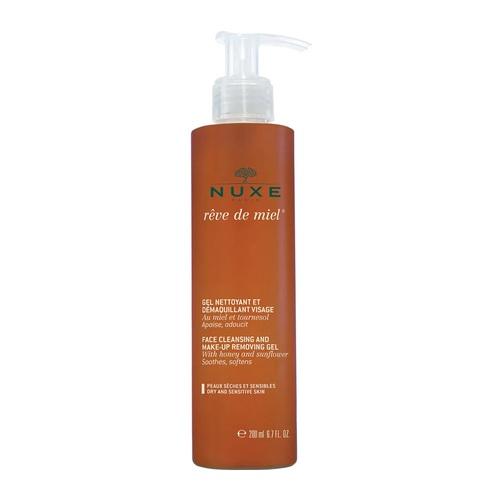 NUXE Reve De Miel Face Cleansing & Makeup Removing 200 ml