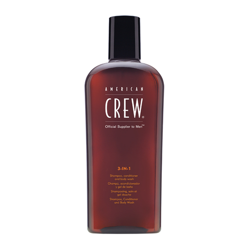 American Crew 3-in-1 Shampoo Conditioner and Body Wash