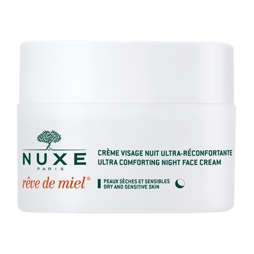 NUXE Rêve De Miel Ultra Comforting Night Face Cream 50 ml