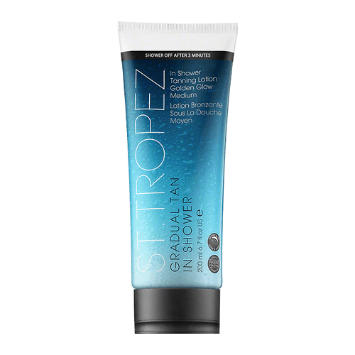St. Tropez Gradual Tan In Shower Tanning Lotion Golden Glow Medium