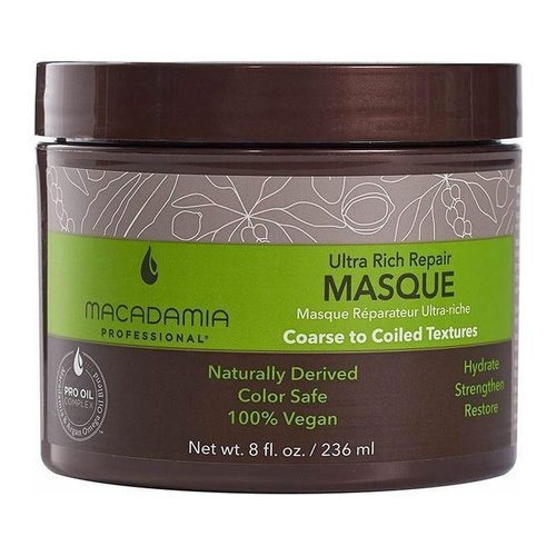 Macadamia Ultra Rich Repair Mask 236 ml