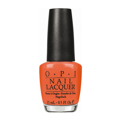 OPI Nail Lacquer The Classics Hot & Spicy 15 ml