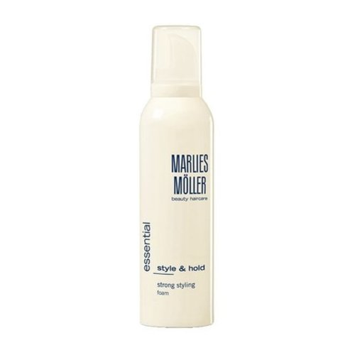 Marlies Moller Essential Style & Hold Strong Styling Foam 200 ml
