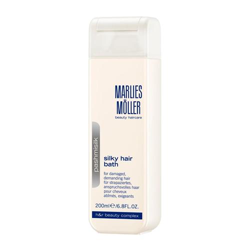 Marlies Moller Pashmisilk Silky Hair Bath 200 ml
