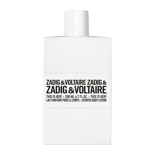Zadig & Voltaire This Is Her Lotion pour le corps 200 ml