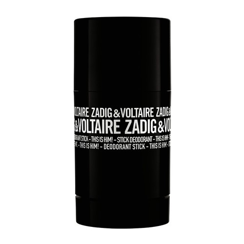 Zadig & Voltaire This Is Him Déodorant stick 75 ml