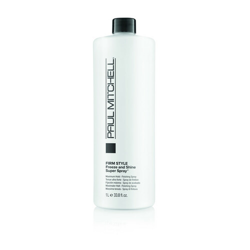 Paul Mitchell Firm Style Freeze And Shine Super Spray