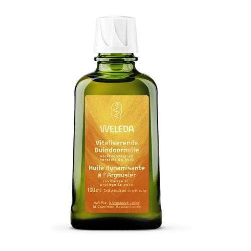 Weleda Duindoorn Huile pour le corps 100 ml