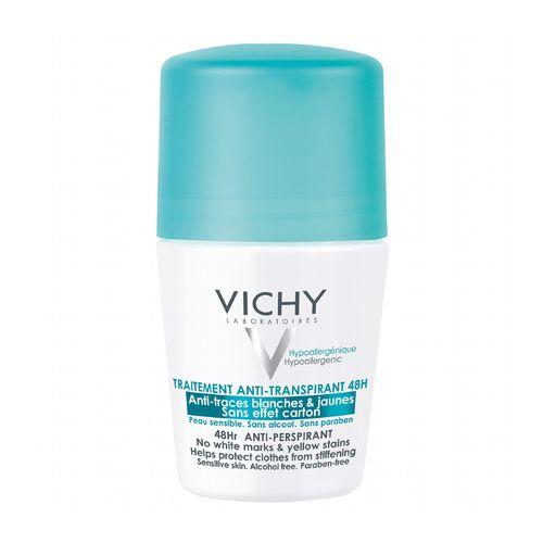 Vichy No Marks 48hr Deodorant roller 50 ml