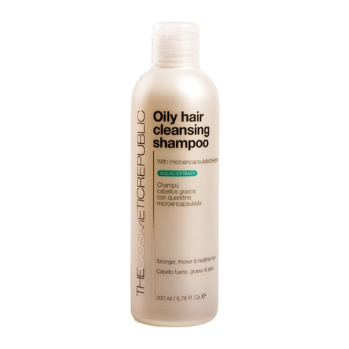 The Cosmetic Republic Oily Hair Cleansing Shampoo 200 ml