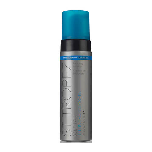 St. Tropez Self Tan Untinted Classic Bronzing Mousse