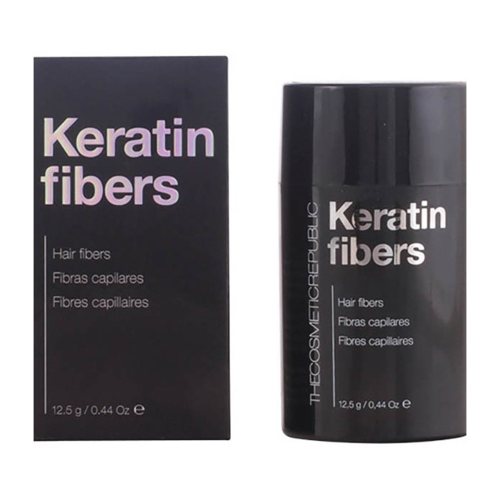 The Cosmetic Republic Keratin Fibers Hair Fibers 12,5 gram Dark Brown