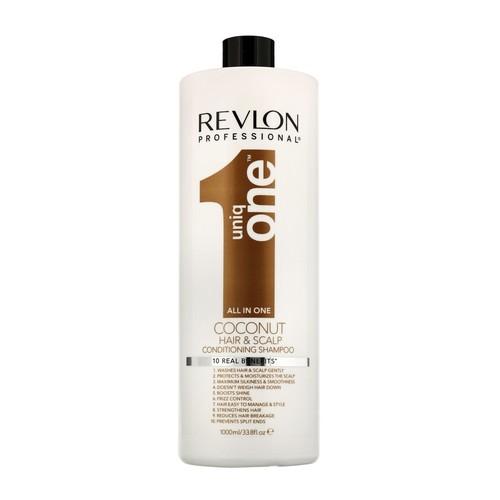 Revlon Uniq One Coconut Hair & Scalp Conditioning Shampoo
