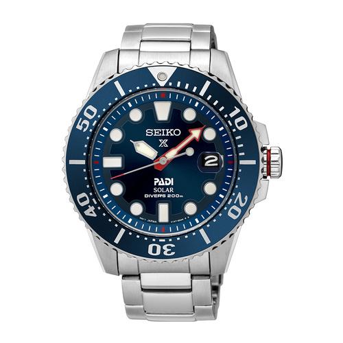 Seiko Prospex SNE435P1 Prospex Sea Solar Diving Watch horloge