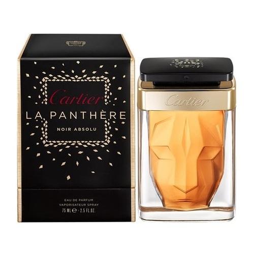 Cartier La Panthere Noir Absolu Eau de parfum 75 ml