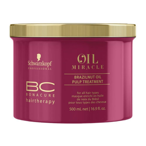 Schwarzkopf BC Oil Miracle Brazilnut Oil Mask 500 ml