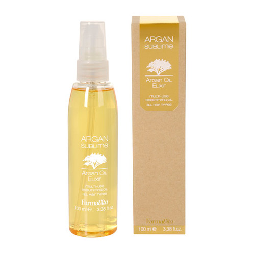 Farmavita Argan Sublime Oil Elixir 100 ml