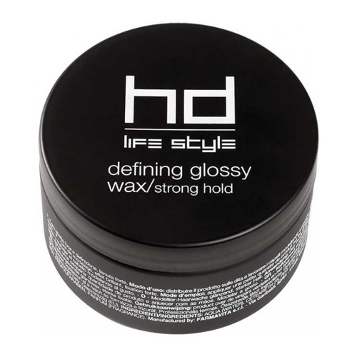 Farmavita HD Life Style Defining Glossy Wax 100 ml