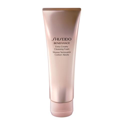Shiseido Benefiance Extra Creamy Cleansing Foam 125 ml