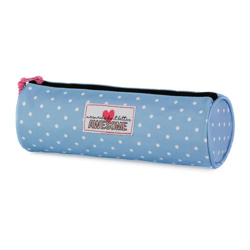 Awesome etui mermaid dots