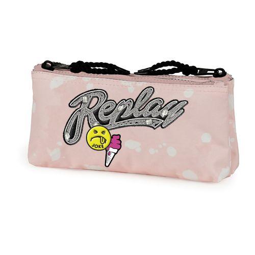 Replay Girls etui pink 2