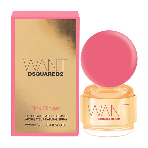 Dsquared2 Want Pink Ginger Eau de parfum 100 ml