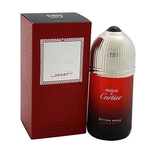 Cartier Pasha de Cartier Edition Noire Sport Eau de toilette 50 ml
