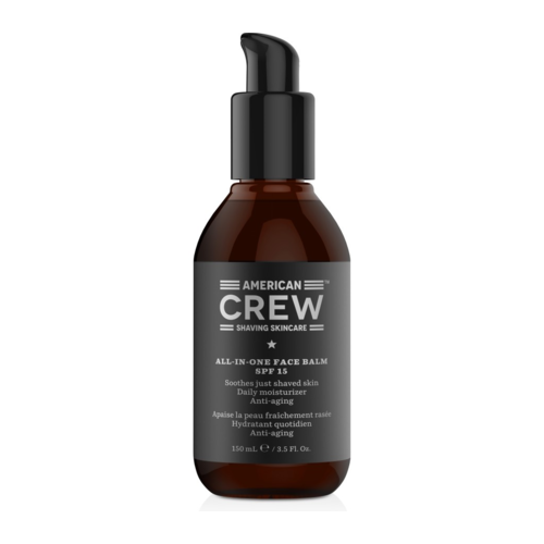 American Crew Shaving Skincare All-in-one Face Balm SPF 15